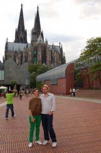 Ben, Jutta, Cologne Cathedral, Museum Ludwig