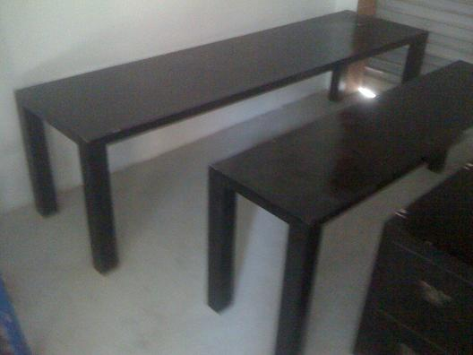 These custom tables could be yours!